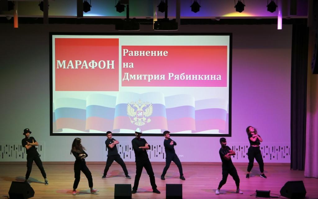 В школе №1392 все равняются на Дмитрия Рябинкина