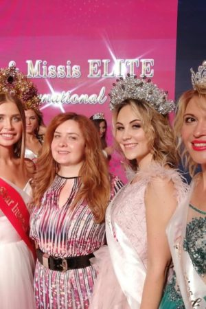 Miss & Missis ELITE Star International 2019