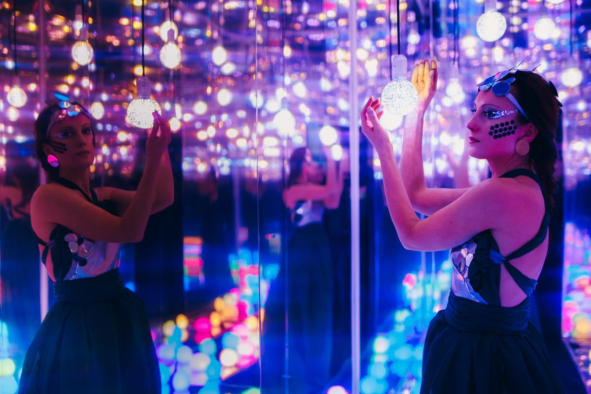 Фестиваль фрактального искусства Mystic Universe