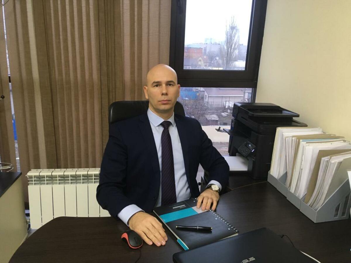 Юрист Сергей Шайдулин