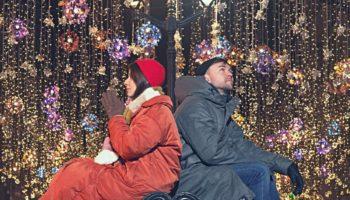 Стас Обухов и Лора Горбунова записали песню «НОВОГОДНЯЯ»