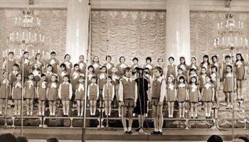 Большой детский хор – 50 лет!