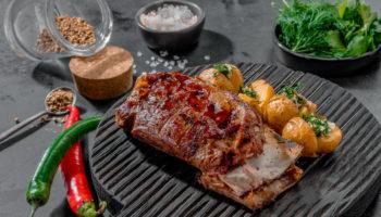 Ресторан «Гранд Урюк. Березка» — новинки зимнего меню