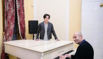 Лара Фабиан написала песню для Димаша Кудайбергена