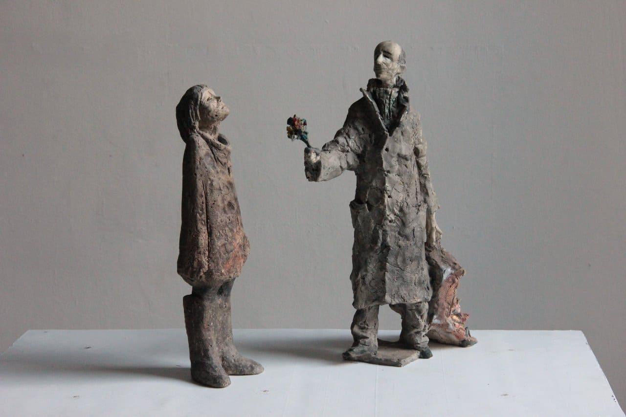 выставка скульптора Дмитрия Тугаринова
