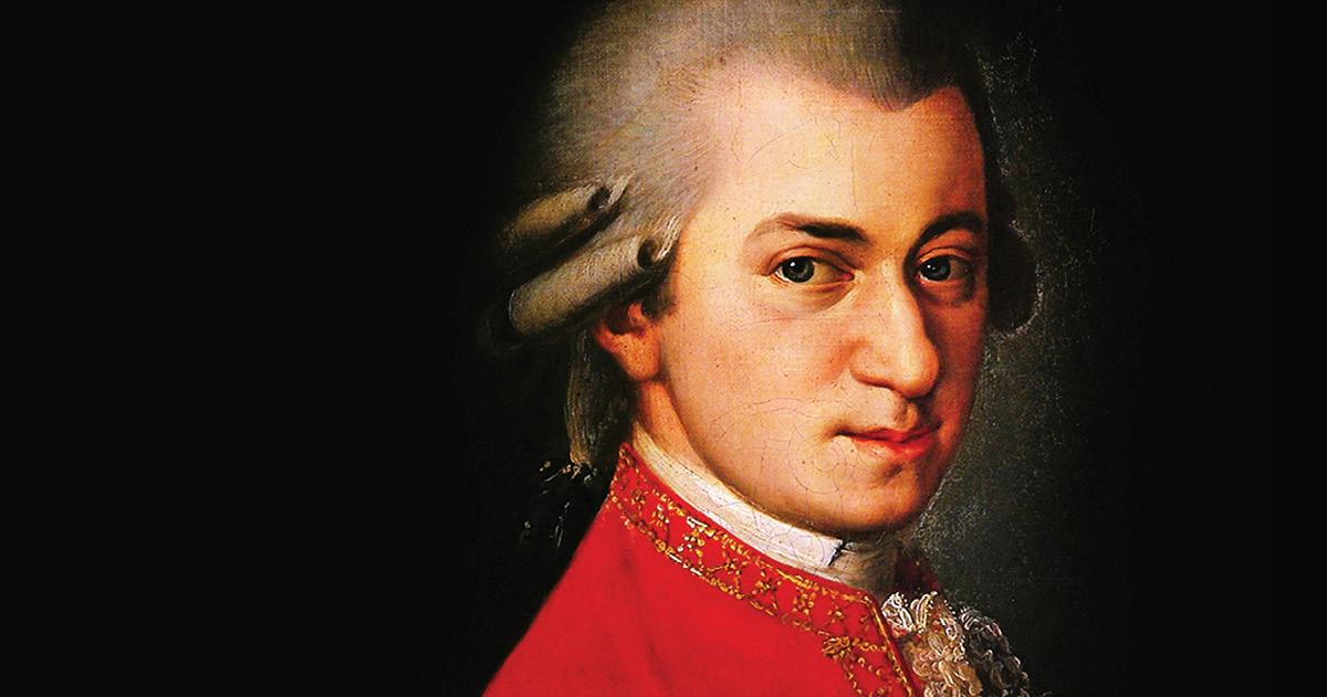 Концерт «Вольфганг Амадей Моцарт. Реквием»