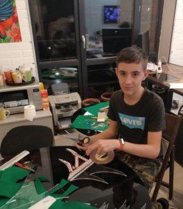 3D-Щелкунчик школы №1354 победил в конкурсе «Инженеры будущего»