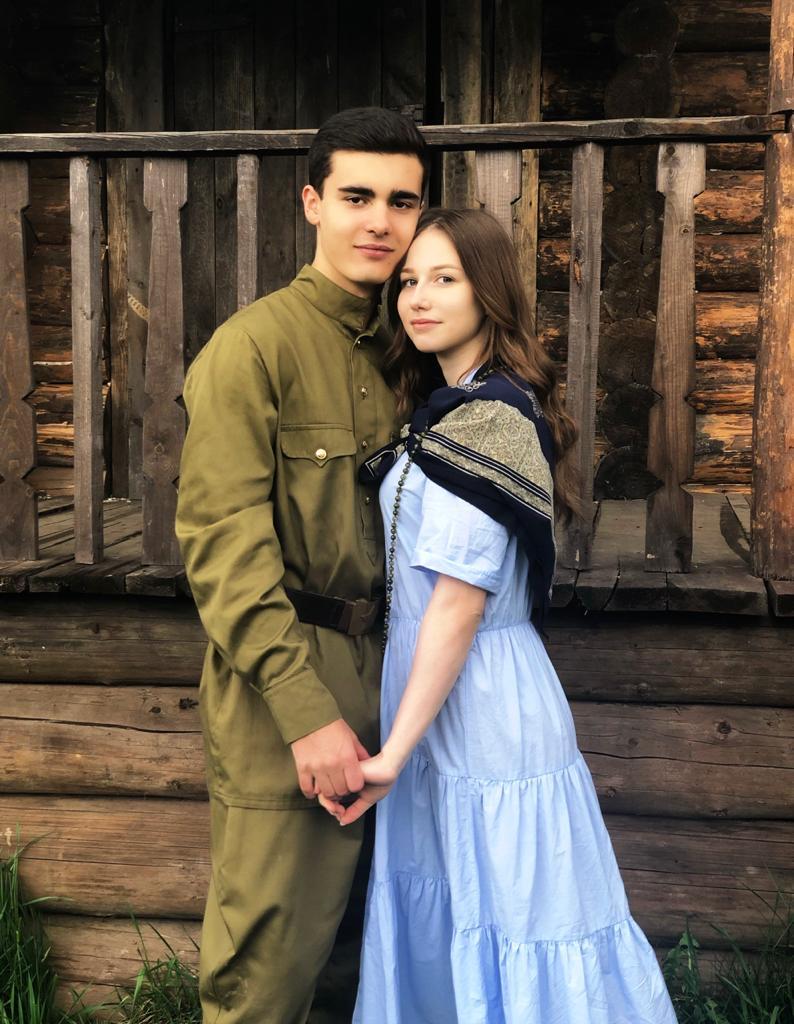Ученики школы №1392 сняли художественное кино о войне