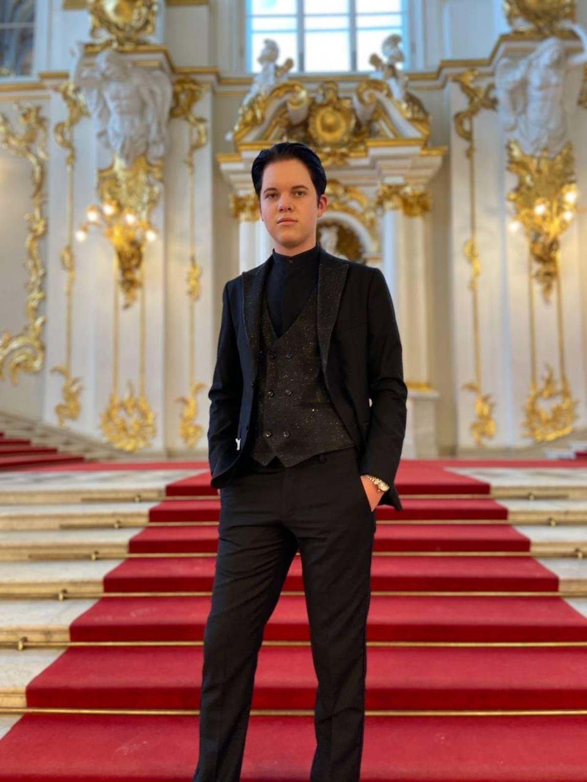 блогер Илья Михалев