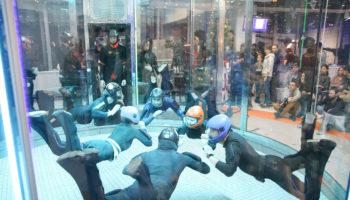 Завершился Первый в истории чемпионатРоссии по аэротрубным дисциплинам парашютного спорта