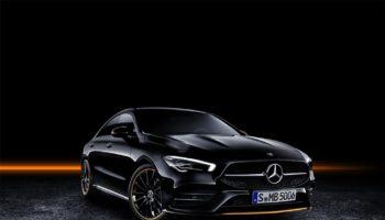 Новое купе Mercedes-Benz CLA
