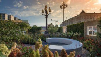 Сады для хюгге, терапевтические сады и растения-актёры: чем удивит москвичей фестиваль «Цветочный джем»