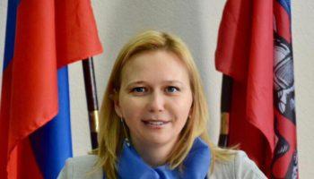 Татьяна Минеева стала послом мира акции «Синий Платочек»