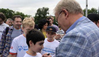 Юрий Смирнов: Россия поддерживает юнифайд-спорт