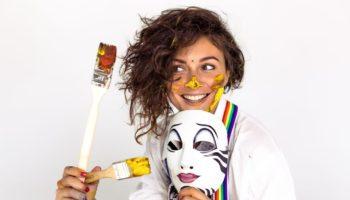 """Екатерина Плотко научит женщин, как """"раскрасить свою жизнь"""" во все цвета радуги"""