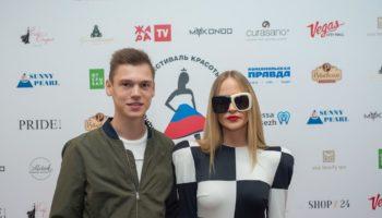 Анна Седокова призналась светскому журналисту Артуру Решетову, что любит танцевать на столе