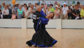 Танцевальный марафон «Московского долголетия» пройдет 25 июля в парке «Сокольники»
