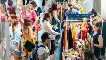Осенняя арт-терапия: на Флаконе пройдет ярмарка Happy Market
