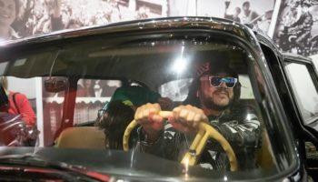 Филипп Киркоров подарит свой знаменитый Хаммер Автомузею