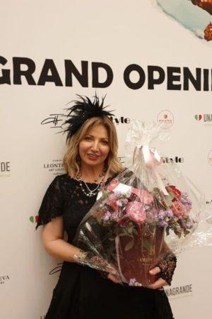 Открытие галереи современного искусства LEONТЕVA ART GALLERY