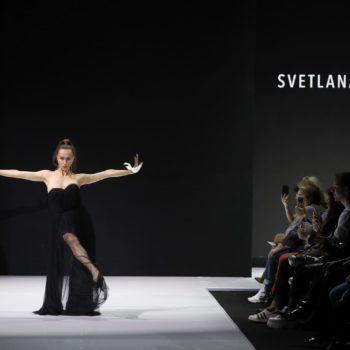 Показ Svetlana Evstigneeva SS 2020