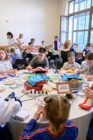 Семейный финансовый фестиваль в Москве