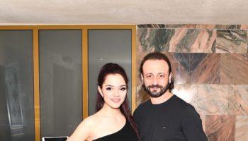 Илья Авербух поздравил Евгению Медведеву