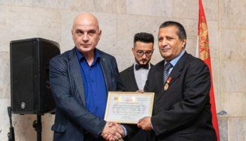 Открытие выставки художника Георгия Кобуладзе