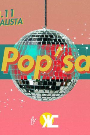 «Живая суббота» открывает сезон перформансом Pop'sa