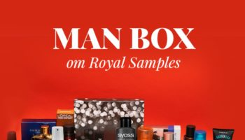 MAN BOX от Royal Samples!
