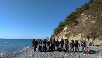 Педагоги школы Новой Москвы покорили кавказские горы