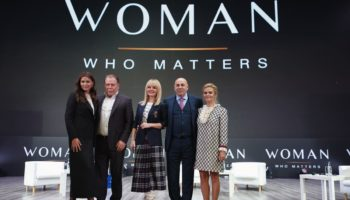 Форум «Woman Who Matters – 2020»