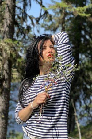 Певица Тамара Кутидзе