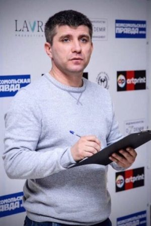 Андрей Чадин