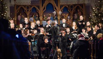 концерт «Шедевры барокко: музыка земная и небесная». На вечере в исполнении ансамбля Collegium Musicum