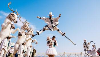 Современное искусство, уличные театры и школа экологии — в Крыму готовят фестиваль Алушта.Green 2021