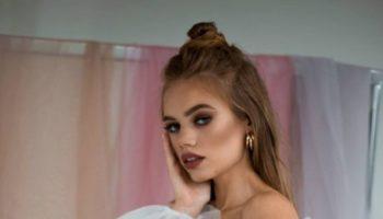 инстаграм-блогер Диана Литвинова