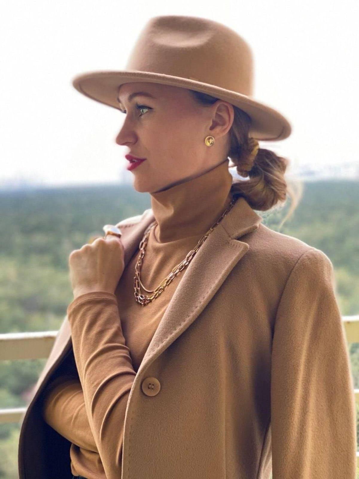 Стилист Екатерина Макаревич