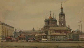 выставка Москва без окраин