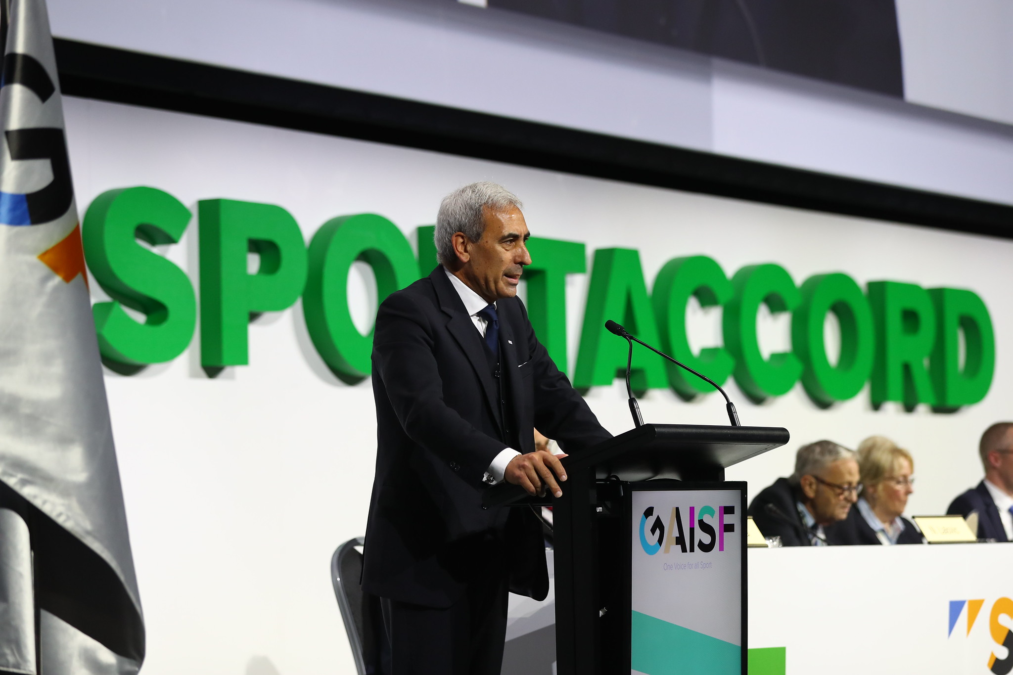 Президент ассоциации SportAccord и GAIFS Рафаэль Кьюлли примет участие в Форуме «Россия — спортивная держава»