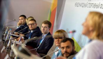 Развитие корпоративного спорта обсудят на Форуме «Россия – спортивная держава»