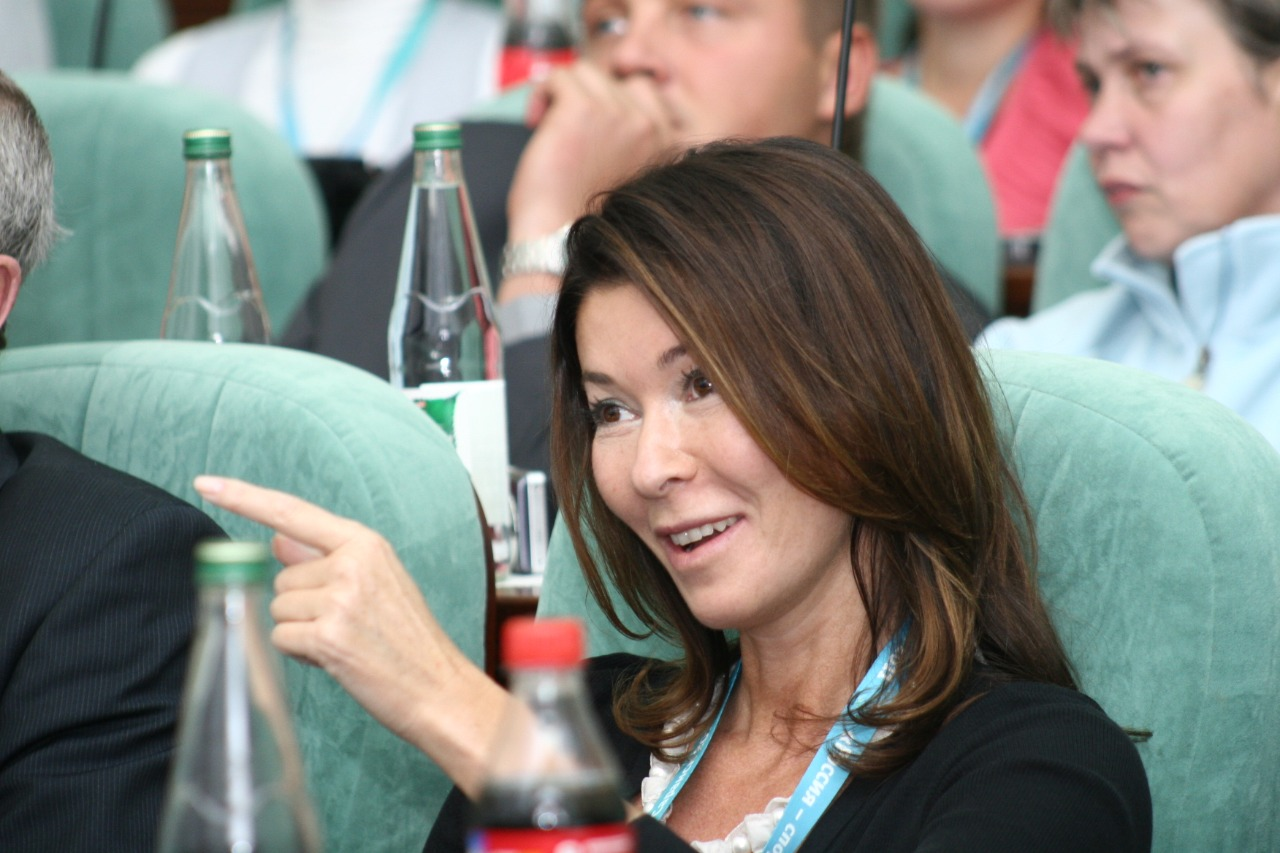 Ольга Слуцкер выступит на Форуме «Россия – спортивная держава»