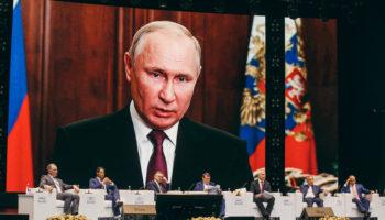 Президент Российской Федерации Владимир Путин обратился с приветствием к участникам Форума