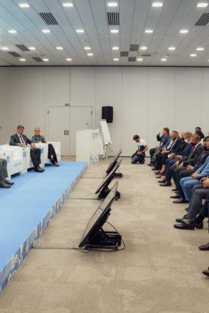 Дмитрий Чернышенко поручил проработать вопрос сбора данных о спортсменах-любителях