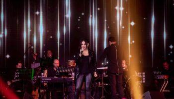 шоу-концерт Натальи Сидорцовой